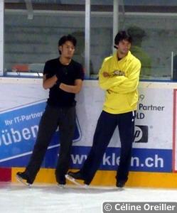 NEW EX: Stephane Lambiel to choreograph for Daisuke? P1030509